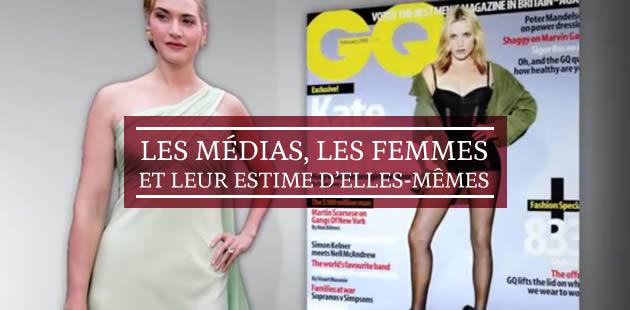 Les médias, les femmes et leur estime d'elles-mêmes