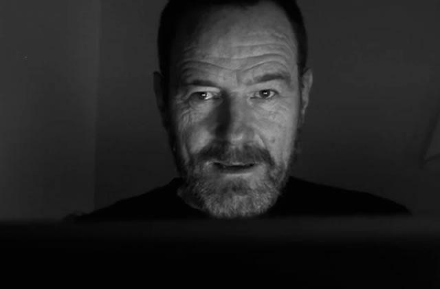 Bryan Cranston dans un court-métrage amateur
