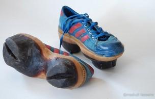 Lien permanent vers Des chaussures pour laisser des empreintes d'animaux – WTF mode
