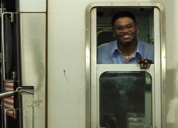 Le conducteur de métro, la sueur et une dose de foi en l'humanité