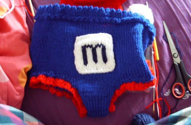 Défi tricote un slip : les résultats !