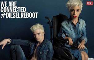 Lien permanent vers Diesel choisit une égérie en fauteuil roulant