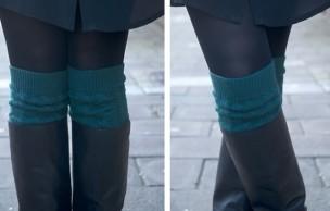 Lien permanent vers DIY — De vraies chaussettes hautes en laine