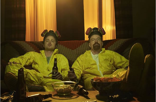 Breaking Bad s'expose aux Halles de Paris !