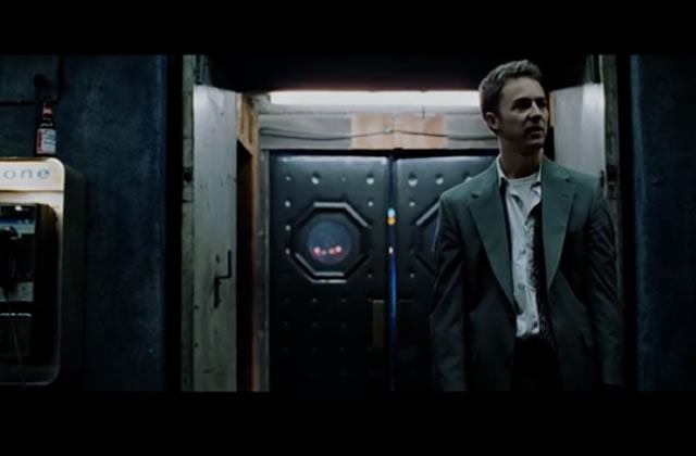 Fight Club… sans Brad Pitt