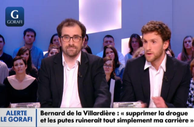 Le Gorafi au Grand Journal : l'Inception de la parodie