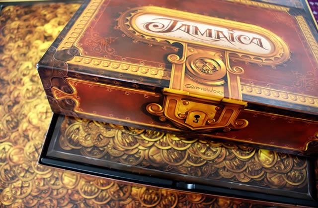 Jamaica, un jeu qui fait voyager — Jouons en société !