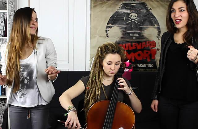 Lucie, Élisa et Juliette reprennent Stromae !