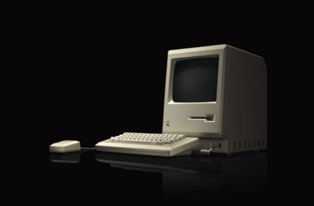 Le Mac d'Apple a 30 ans aujourd'hui !