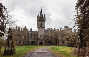 Lien permanent vers Les magnifiques photos d'un château abandonné