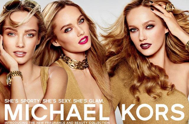 Le maquillage Michael Kors arrive en France !