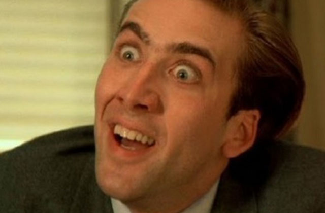 Nicolas Cage a 50 ans, et ça se fête !