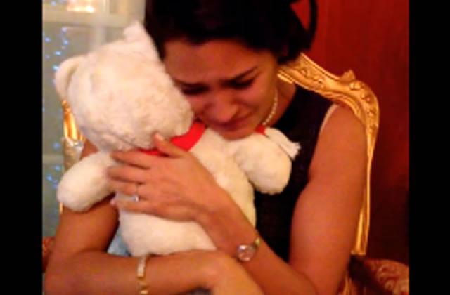 L'ours en peluche de ton enfance : le meilleur cadeau de Noël du monde