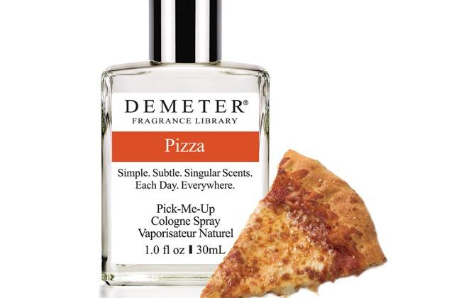 Le parfum « Pizza » de Demeter — WTF Beauté