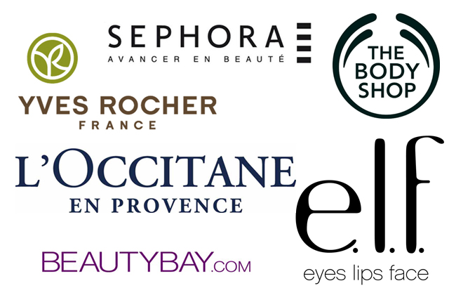 Sélection shopping beauté — Spéciale soldes !