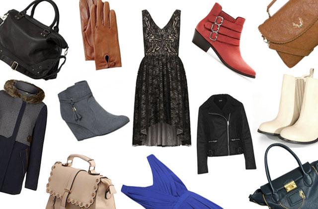 Sélection shopping spéciale soldes d'hiver (1/2)