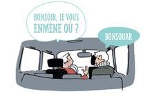 Mon taxi, cet idéaliste — Le Dessin de Cy.