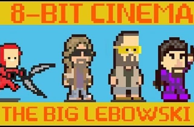 The Big Lebowski en 8-bit