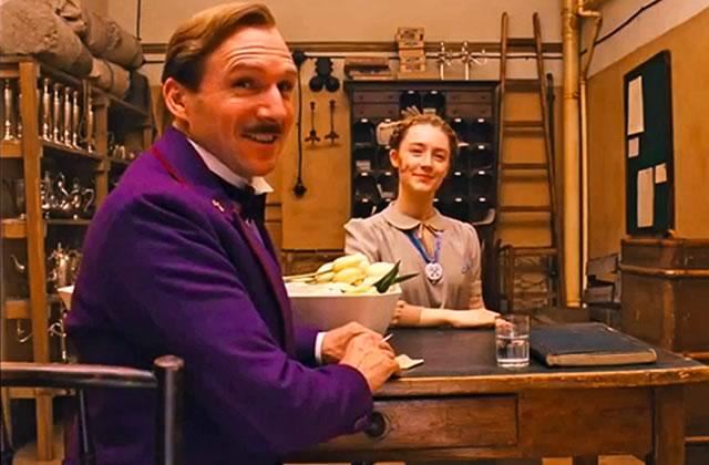 Le cast de «The Grand Budapest Hotel » en vidéo