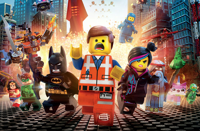The LEGO Movie : tous les trailers !