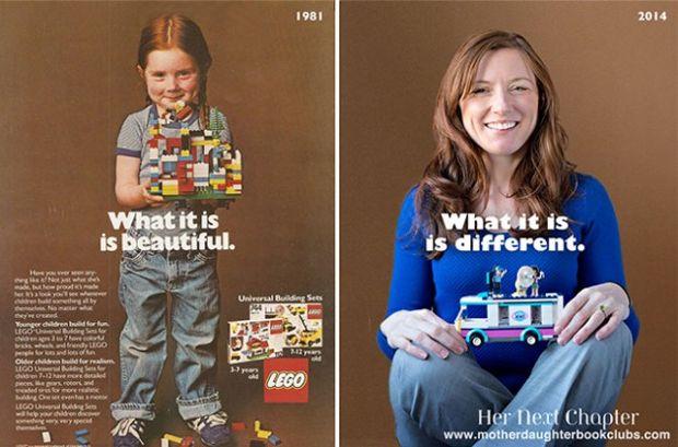 Critique Genré Marketing Égérie Une Ancienne Le Lego 2HYDe9bEWI