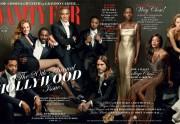 Lien permanent vers Vanity Fair inclut enfin des acteurs noirs à sa Une !