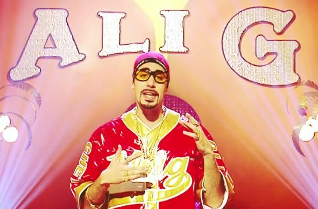 Ali G est de retour !