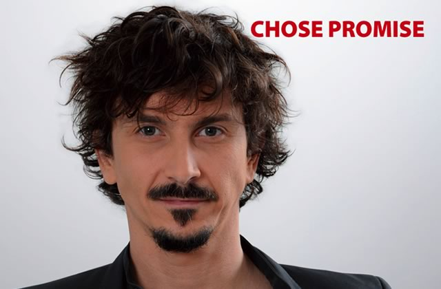 Arnaud Tsamere dans «Chose promise » : la beauté de l'absurde