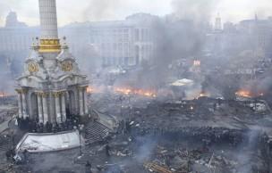 Lien permanent vers Des athlètes ukrainiens quittent les Jeux Olympiques, choqués par la répression meurtrière