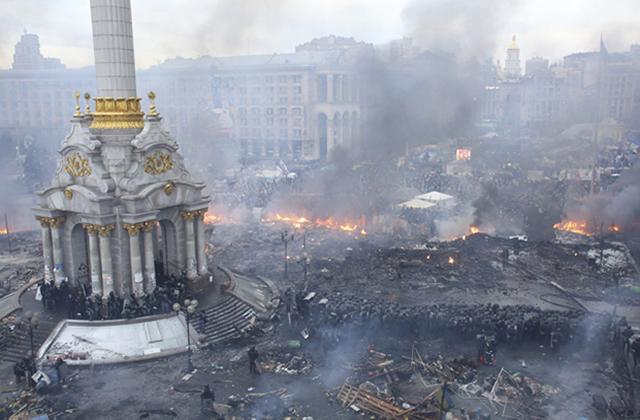 Des athlètes ukrainiens quittent les Jeux Olympiques, choqués par la répression meurtrière