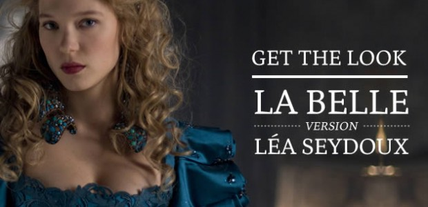Get the Look — La Belle version Léa Seydoux