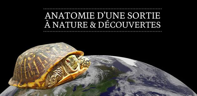 Anatomie d'une sortie à Nature & Découvertes