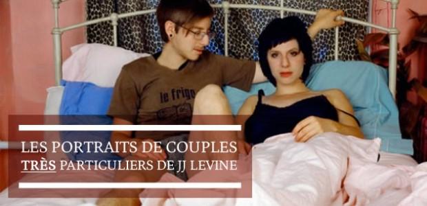 Les portraits de couples TRÈS particuliers de JJ Levine