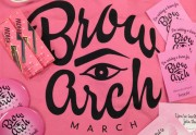 Lien permanent vers Avec Brow Arch March, Benefit s'engage contre le cancer du sein