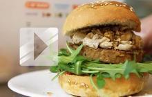 Burger Aphrodisiaque spécial Saint Valentin — O Sole Mio !