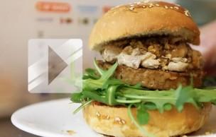 Lien permanent vers Burger Aphrodisiaque spécial Saint Valentin — O Sole Mio !
