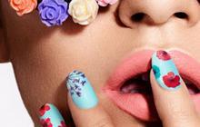Ciaté sort Flower Manicure, sa manucure printanière