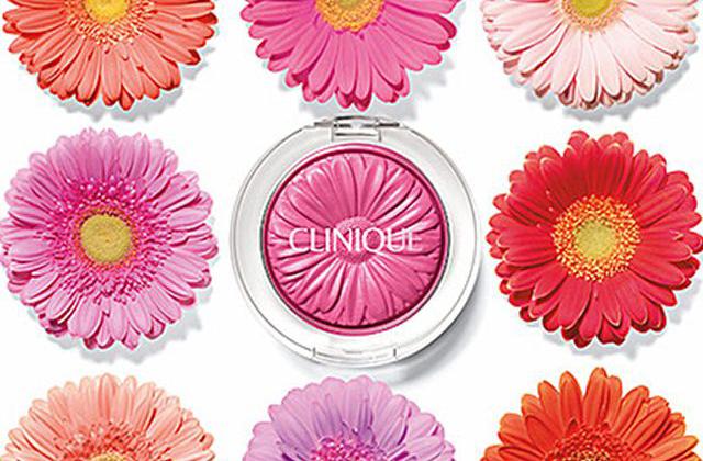 Clinique présente de nouveaux blush en avant-première sur son e-shop