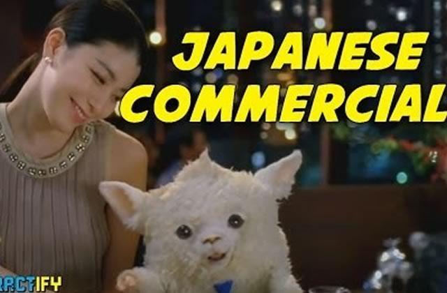 Les pubs japonaises WTF réunies en une compilation