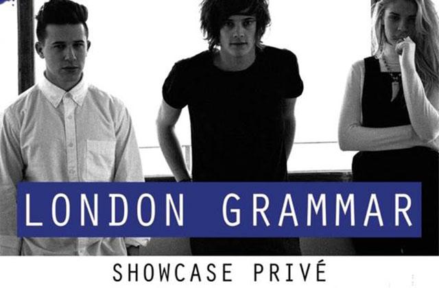2×2 places à gagner pour London Grammar en showcase privé !
