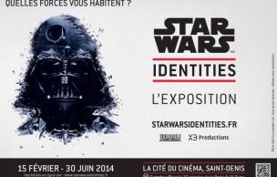 Lien permanent vers 5×2 places à gagner pour l'exposition Star Wars Identities !
