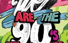 5×2 places à gagner pour la We Are The 90's du vendredi 7 février 2014 !