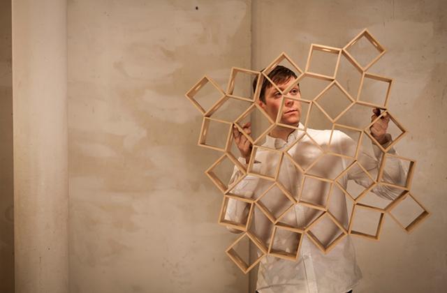 Les cubes magiques d'Erik Åberg