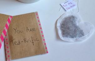 Lien permanent vers DIY — Des sachets de thé personnalisés