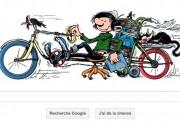 Lien permanent vers M'enfin ! Gaston Lagaffe est à l'honneur sur Google pour son 57ème anniversaire