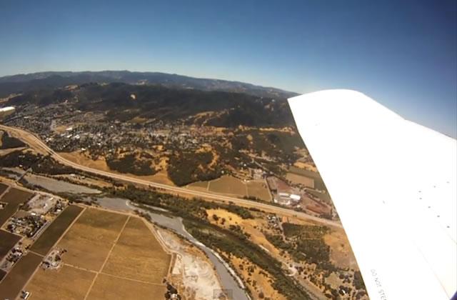 Une GoPro tombe d'un avion et atterrit dans un endroit improbable