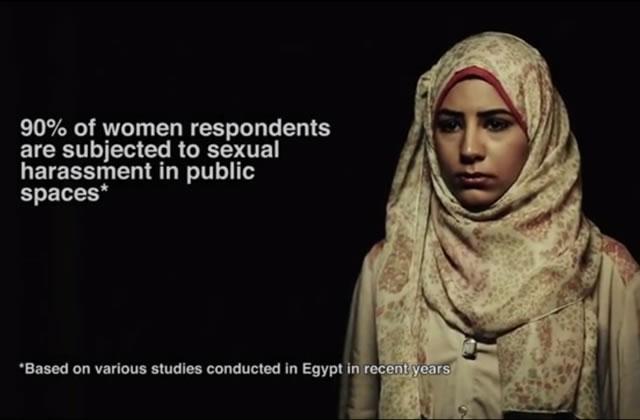 « Mettez-vous à sa place », la vidéo qui dénonce le harcèlement sexuel en Égypte