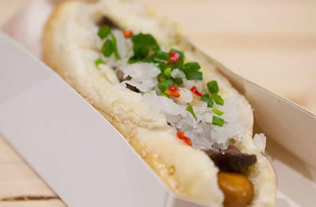 « Japan Eat Good » : des hot-dogs végé gratuits à Paris !