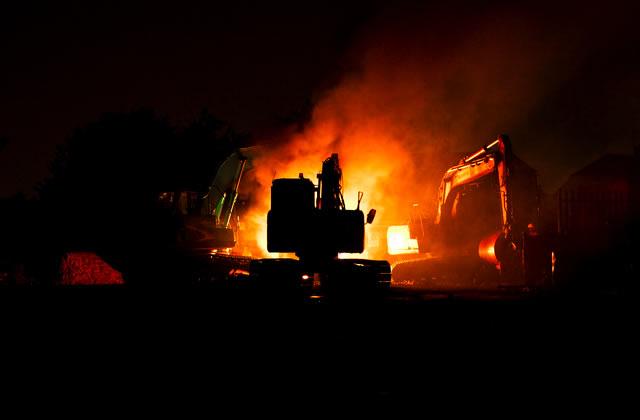 Une inter en enfer (1/2) — Le Carnet d'un Pompier