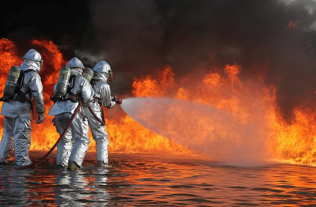 Une inter en enfer (2/2) — Le Carnet d'un Pompier